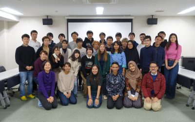 Sakura Science Program (SSP) Japan